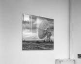 Very Large Array New Mexico  Acrylic Print