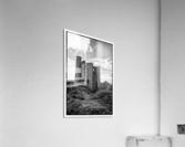 Tin Mine Cornwall  Acrylic Print