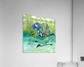 Huard_Mdawilha_Anik Lafreniere_  Acrylic Print