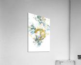Natures Call - Abstract Painting III  Acrylic Print