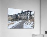 StAlbertTrestle_Nov2018_DSC8625  Acrylic Print
