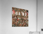 Quiltocracy  Acrylic Print
