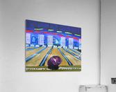 Bowling Alley. David K  Acrylic Print