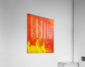 Fire in the Sky. Tala S  Acrylic Print