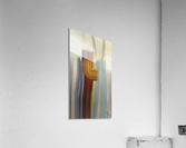 Lone stroke  Acrylic Print