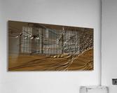 Anular turmoil  Acrylic Print