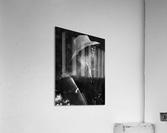 Roasted chestnuts_bnw  Acrylic Print