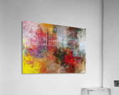Winter Roses  Acrylic Print