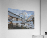 Walterdale_Bridge_NIK9885  Acrylic Print