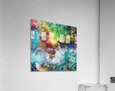Parturition of Light  Acrylic Print