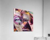 wetgwg  Acrylic Print