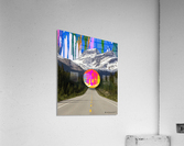 collage  Acrylic Print