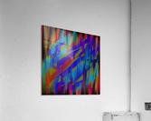 Abstract Me  Acrylic Print