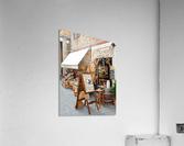 Delicatessens Castiglione del Lago  Acrylic Print