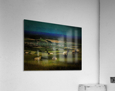 South Downs View  Acrylic Print