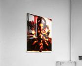 Ganesh The Elephant God  Acrylic Print