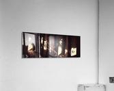 Intermédialité  Acrylic Print