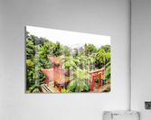Oriental Gardens Madeira 4  Acrylic Print