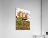 The Autumn Guardian  Acrylic Print