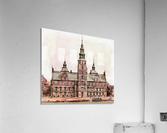Rosenborg Castle Copenhagen  Acrylic Print