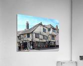 Ye Olde Bookshop Lewes front view  Acrylic Print