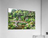 Jardim Tropical Monte Palace 5  Acrylic Print