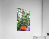Colorful Plant Pots Marrakesh 10  Acrylic Print