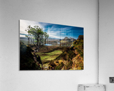 landscape quairaing scotland  Acrylic Print