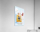 Chanel  Acrylic Print