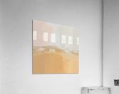 Misty Landscape  Acrylic Print