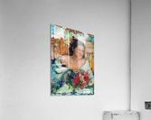 . Ybor City Rose   Acrylic Print