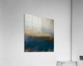 Lapis Blue Landscape  Acrylic Print