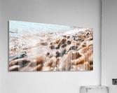 Pebbles and Ripples  Acrylic Print