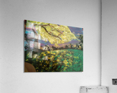 Golden Dreams  Acrylic Print