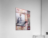 The key  Acrylic Print