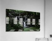 Prospect park waterfall no frame  Acrylic Print