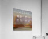 Monet I spiration  Acrylic Print