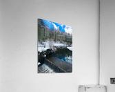SimsburyFalls  Acrylic Print