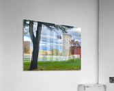 GranbySilo  Acrylic Print