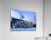 Avon Barn  Acrylic Print