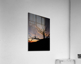 New Mexico Sunrise  Acrylic Print