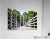 Rail to Trail  Acrylic Print