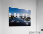Bridges to Winneconne  Impression acrylique