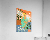 Flower Collector  Acrylic Print