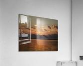 Georgian Sunrise  Acrylic Print