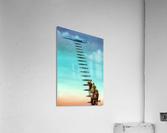 Help  Acrylic Print