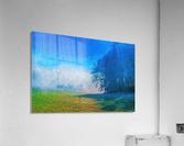 Smoky Mountain  Acrylic Print