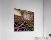 Fractal_Vegetation_Theme  Acrylic Print