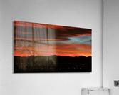 SkyFire  Impression acrylique