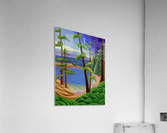 On Vancouver Island  Acrylic Print